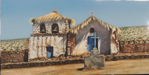Iglesia de Machuca / Church in Machuca